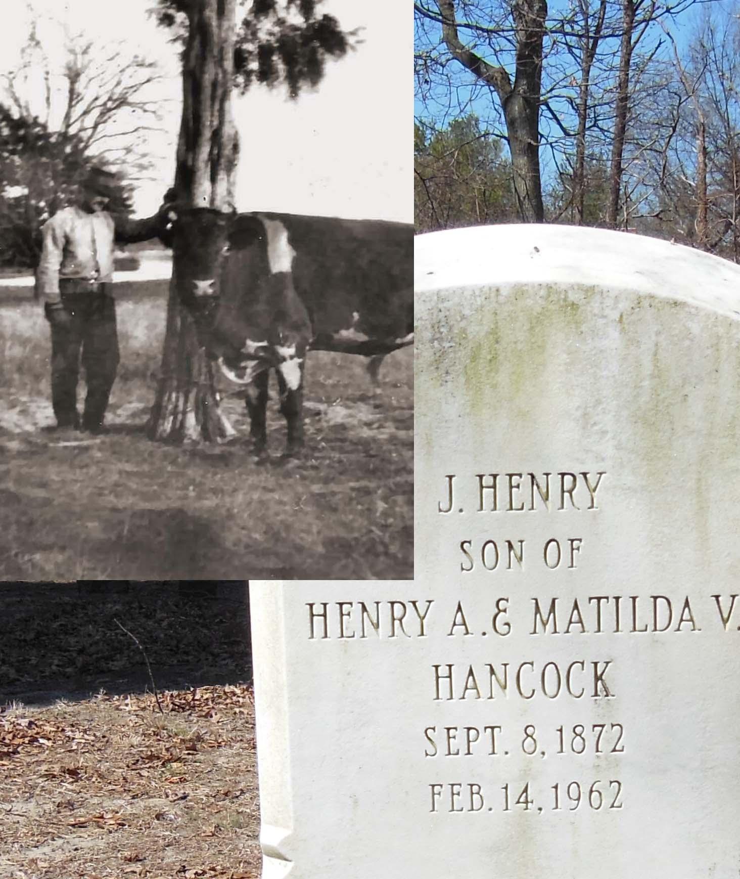 Hancock Family and Grave Yard